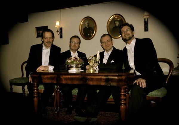 Prins Gustav Ensemblet i sit rette element